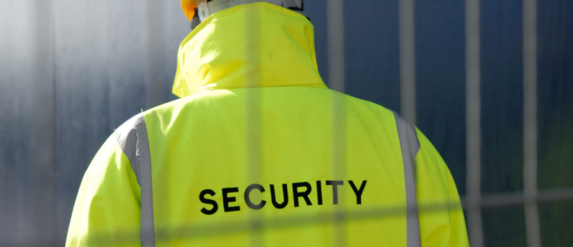 Responsibilities of an event security guard