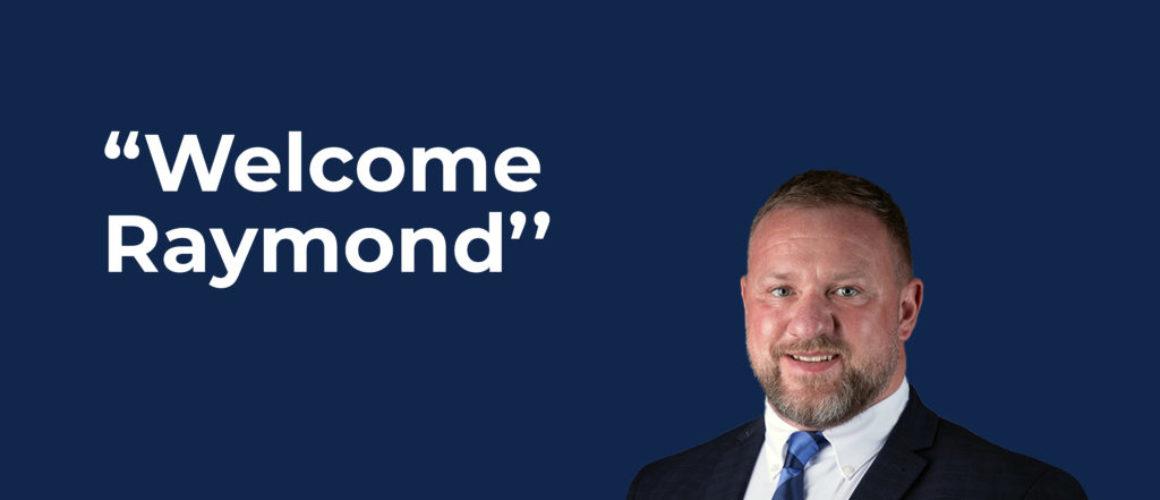Welcome Raymond Rawcliffe