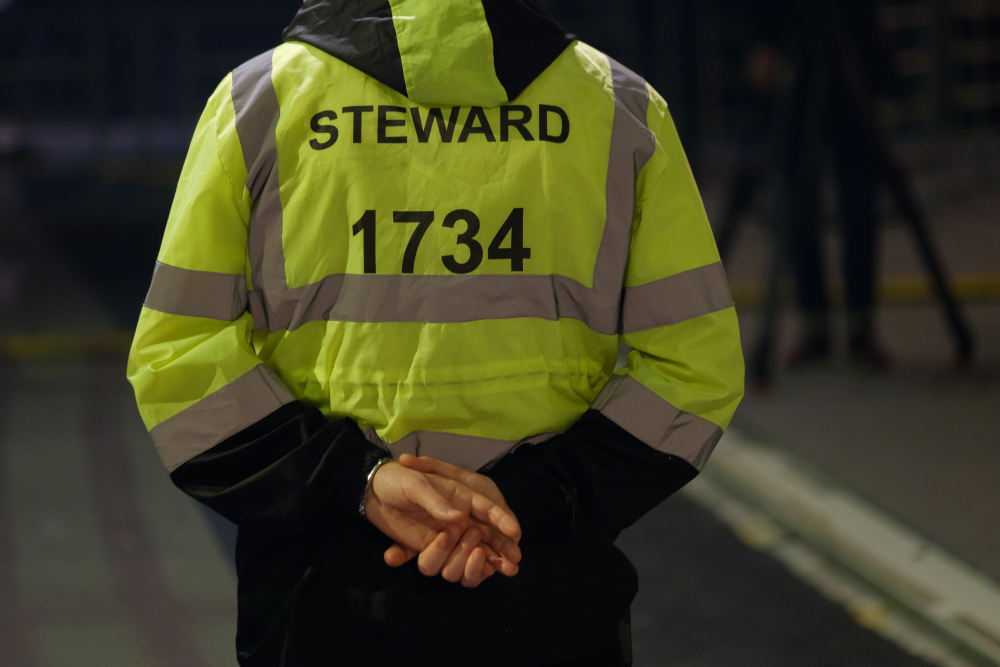 The Workings of Security Stewards