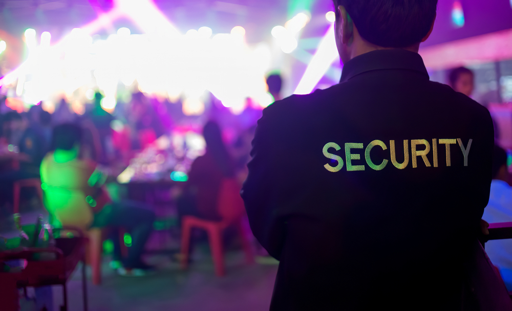 Top 5 Requirements: Security Guards for Events