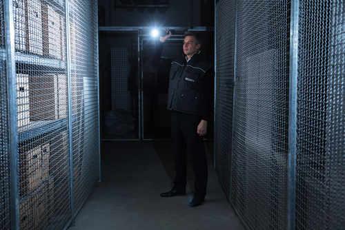 Security Guards for Warehouses